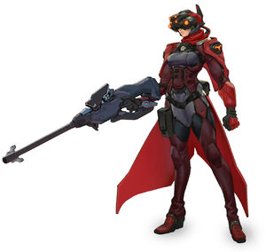 OW2 Sniper Concept