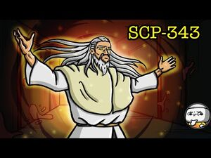 """SCP-343 """"God"""" (SCP Animation)"""
