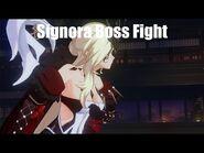 Signora's Death - Signora Boss Fight - Genshin Impact 2