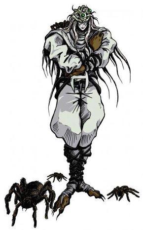 Baron Spider
