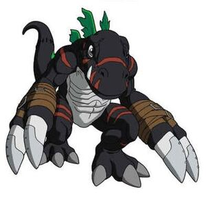 DarkTyrannomon (Digimon)