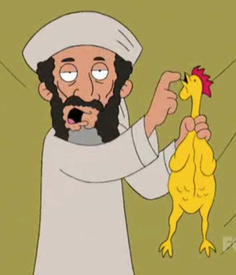 Osama Bin Laden (Family Guy)