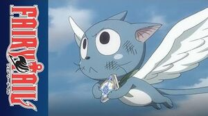 Fairy Tail - Official Clip - Just Cats?