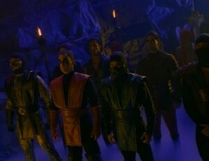 General Reiko & the Kahn Guards