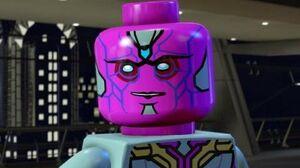 LEGO Marvel's Avengers Walkthrough Part 11 - Rise of Ultron