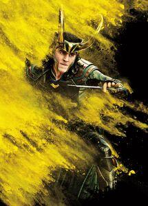 Loki Laufeyson Ragnarok