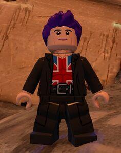 Manchester Black Lego Batman 0001