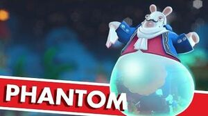 Mario and Rabbids- Phantom Boss Fight