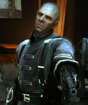 Overseer Hume