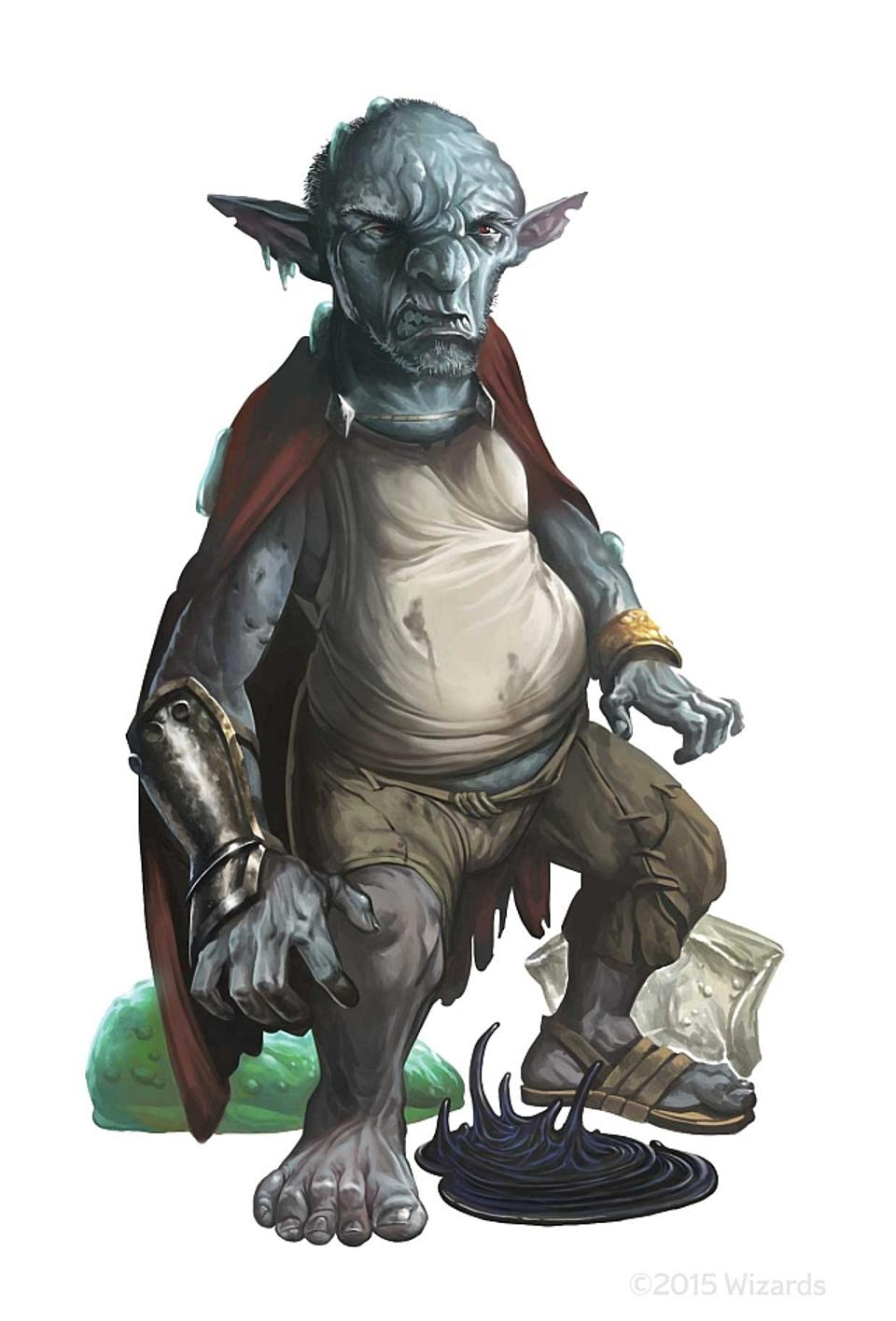 The Pudding King (Dungeons and Dragons)