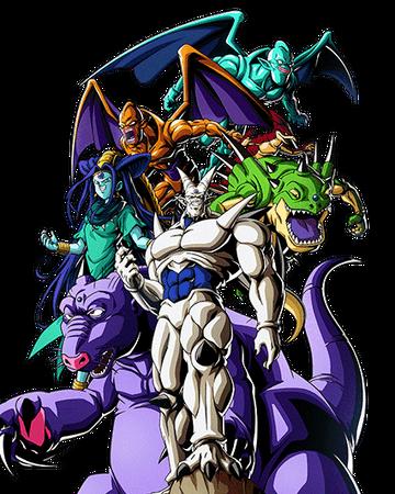 DBZ DBGT CCG Eis Shenron Levels 1-3 /& High Tech Personality Set Shadow Dragon