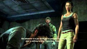 "The Last of Us - Chap 11 ""Welcome to the Fireflies"" - Marlene, Joel Kills Soldier Cutscene PS3"
