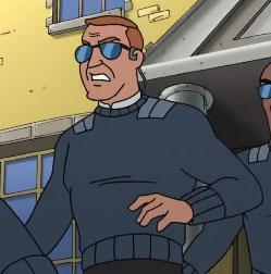 Agent Smithson
