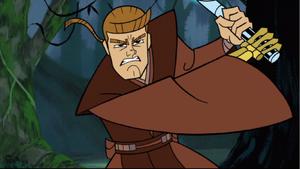Anakin Skywalker rushing