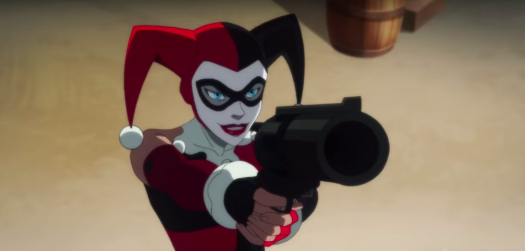 Harley Quinn (DC Animated Film Universe)