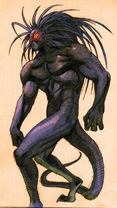 Blackheart (Earth-30847) from Marvel vs. Capcom 2 New Age of Heroes 0001