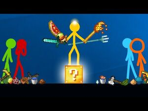 Lucky Blocks - Animation vs