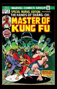Master of Kung Fu -1
