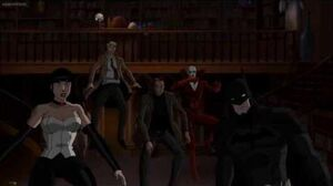 Ritchie Simpson becomes Destiny - Justice League Dark