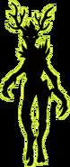 Spriggansilhouette