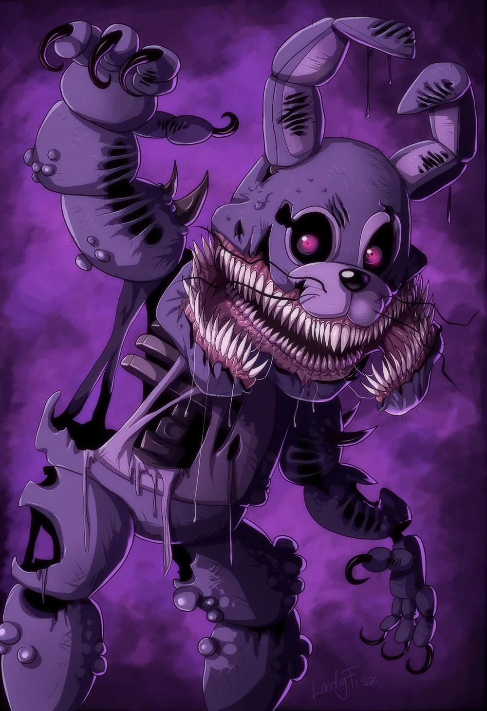 Twisted Bonnie