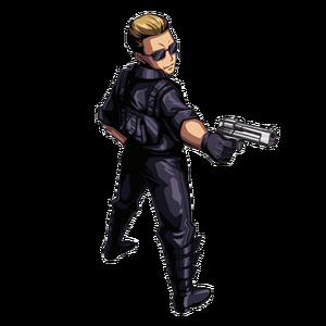 Albert Wesker (Resident Evil Code Veronica Clan Master)