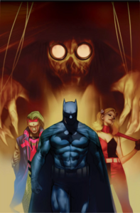 Batman Fear State Alpha Vol 1 1 Textless
