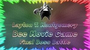 Bee Movie Game ★ Perfect Final Boss Battle • Layton T