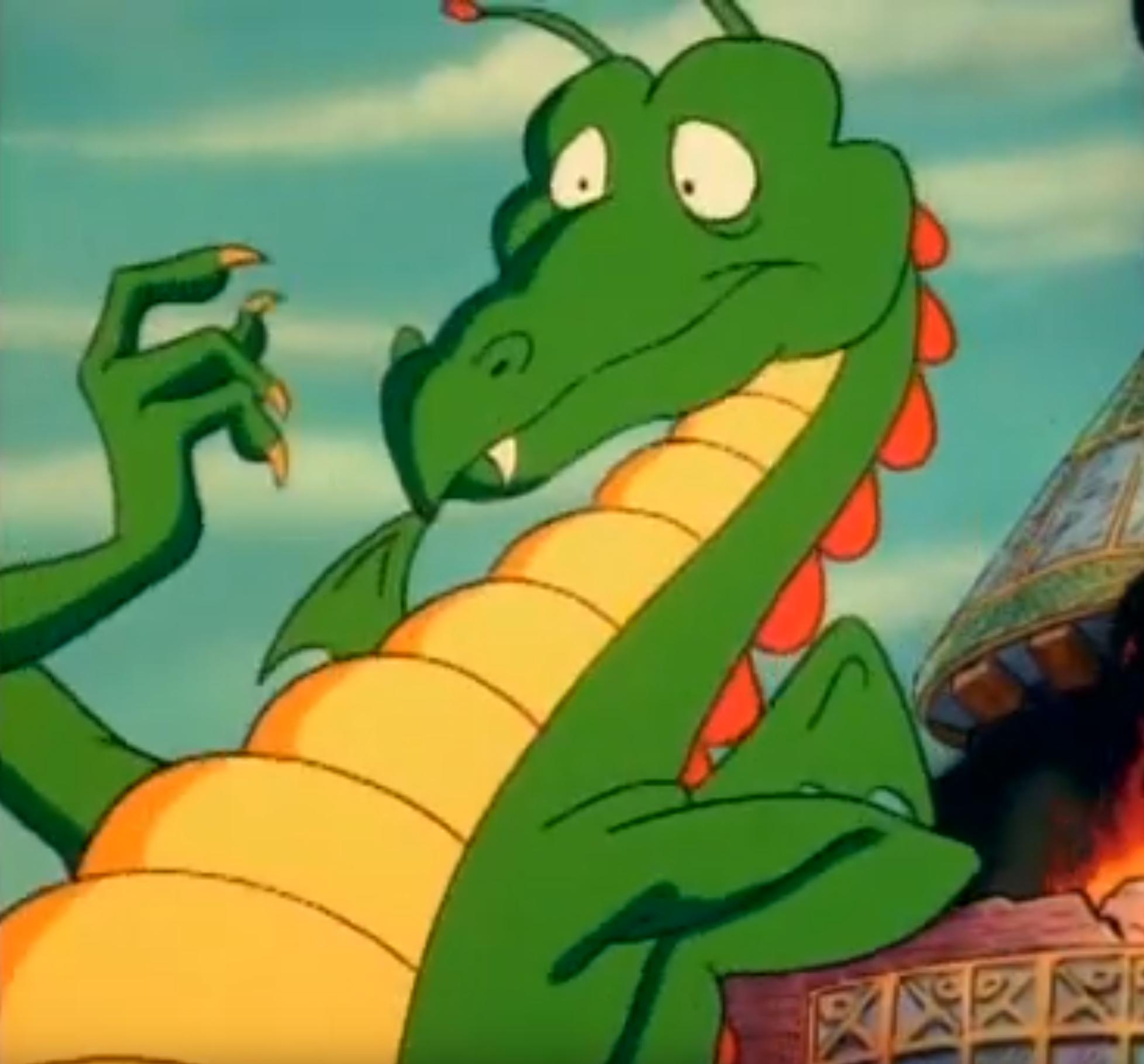 Dragon (A Bunch of Munsch)