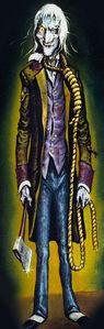 Ghost Host Portrait (Joe Denton)