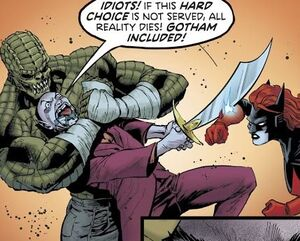 Killer Croc Prime Earth 0057