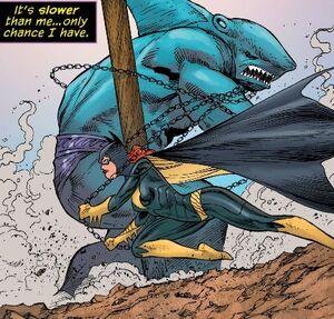 King Shark Prime Earth 0092