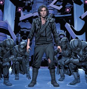 Knights of Ren accept Ben as their new Master