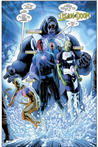 Legion of Doom Prime Earth 005