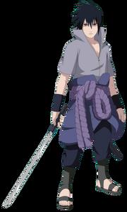 Sasuke Uchiha Shippuden