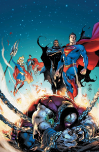Superman Vol 5 14 Textless
