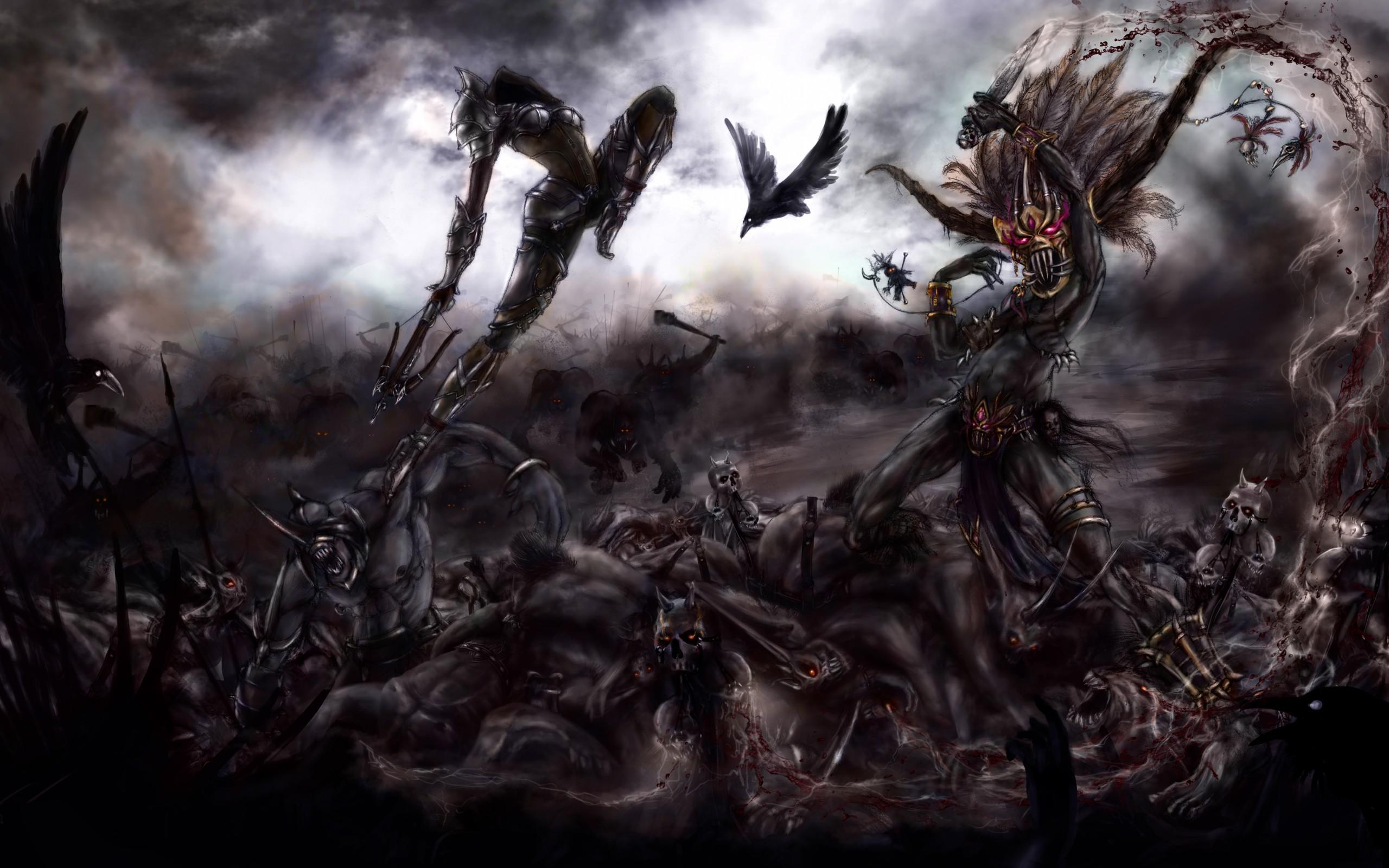 Demons (theology)