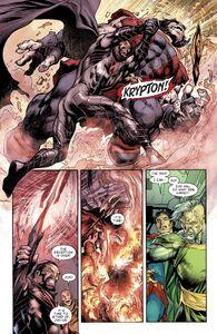 Zod betray Rogol Zaar