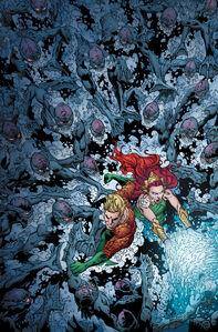 Aquaman Vol 8 56 Textless
