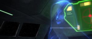 Asajj Ventress clarifies hologram