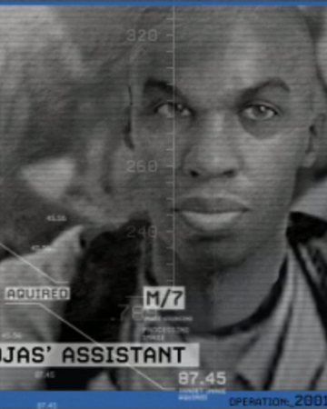 Rojas' Assistant