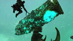 God of War PS4 - The Hel Keeper Boss Fight