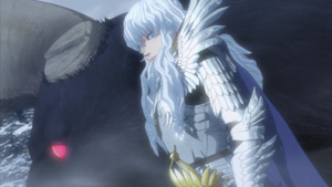 Griffith leaves Guts
