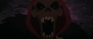 Horned King Scary Teeth