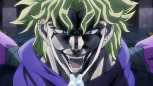 It's useless to me, The Great Dio!