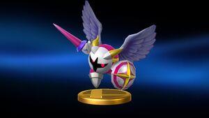 SSBU Galacta Knight Trophy