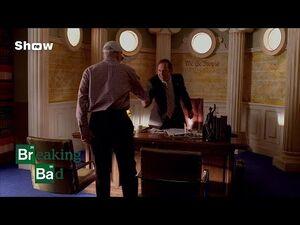 Breaking Bad - Saul Meets Walter