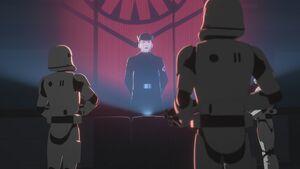 General Hux Resistance