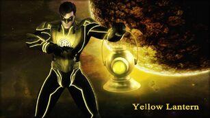 Hal Jordan Regime injustice presentation