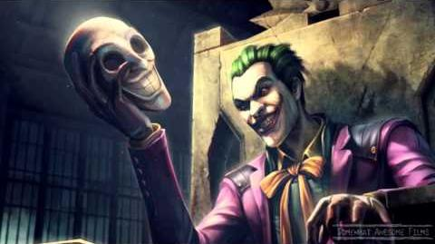 Injustice Gods Among Us The Joker Ending